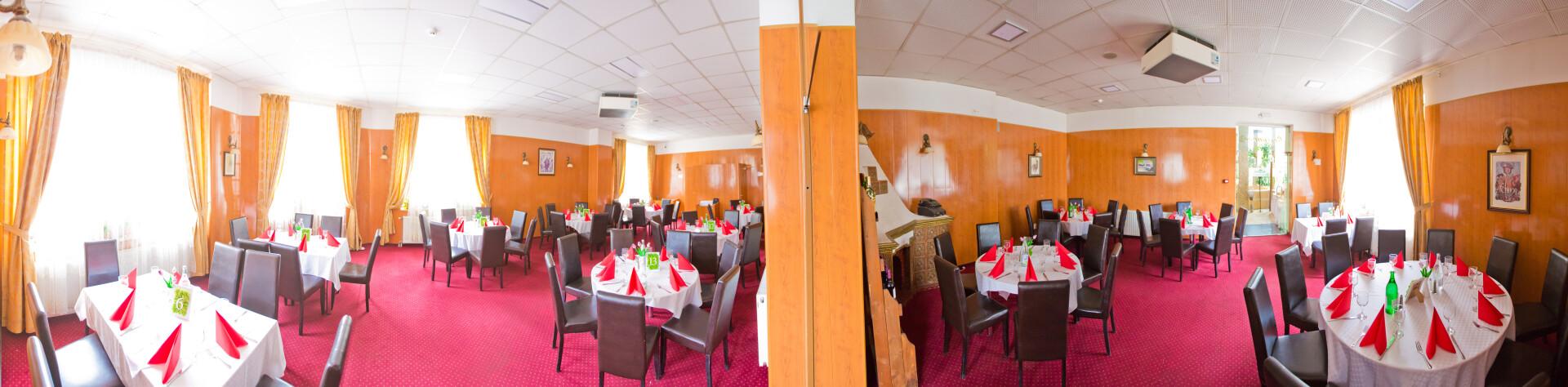 Restaurant - Hotel Piemonte