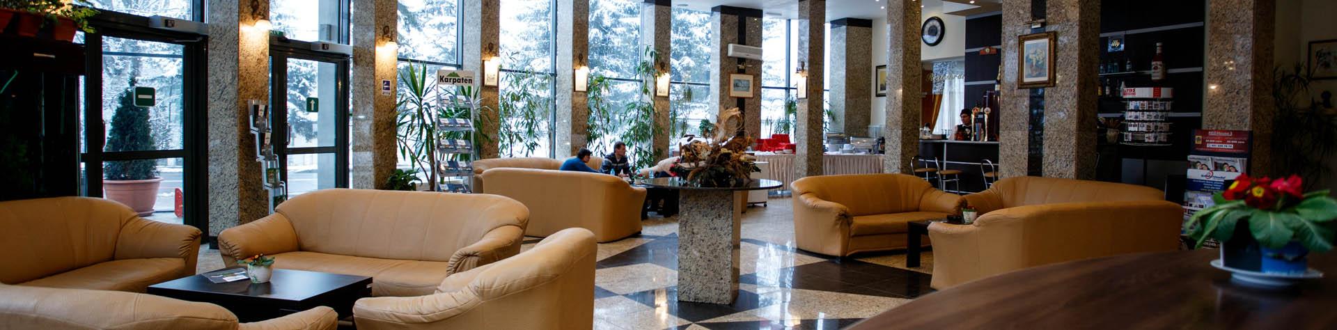 Bar - Hotel Piemonte