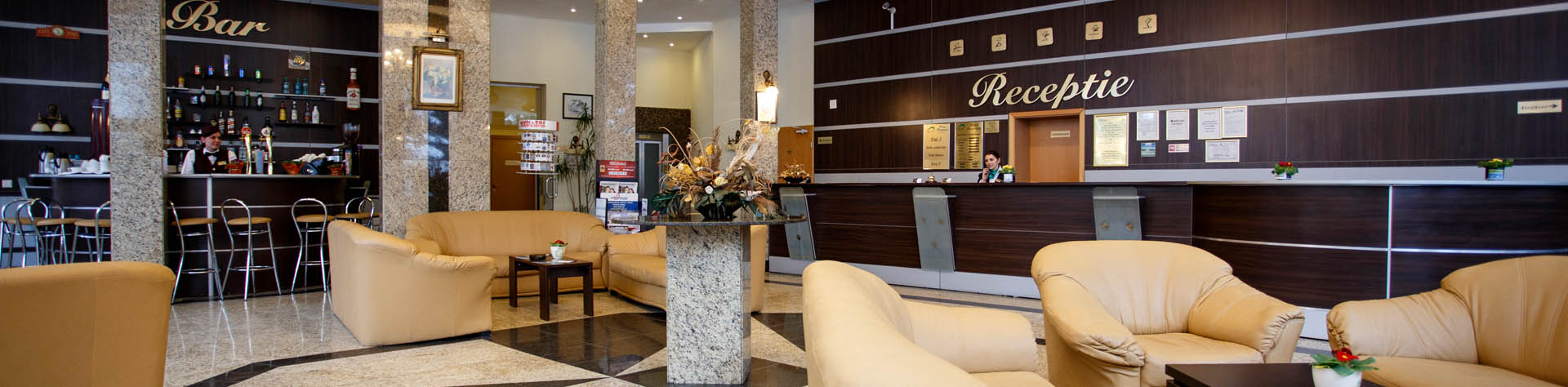Receptie  - Hotel Piemonte